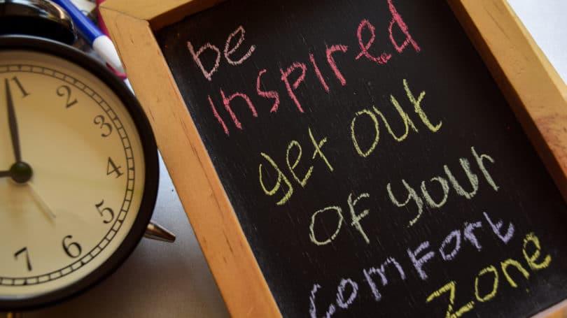 Inspírate Sal de tu zona de confort