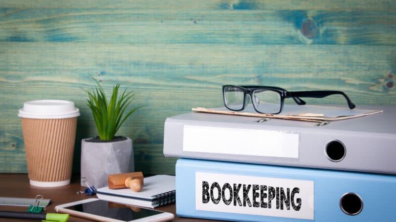 Mesa de encuadernaciones de contabilidad Escritorio con clip