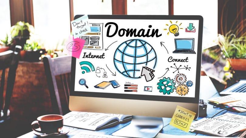 Domaine Pantalla de computadora Blogs Comunicación Global