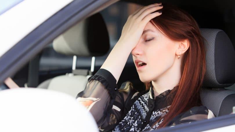 Accidente automovilístico menor