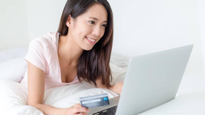 Recompensas de compras en línea