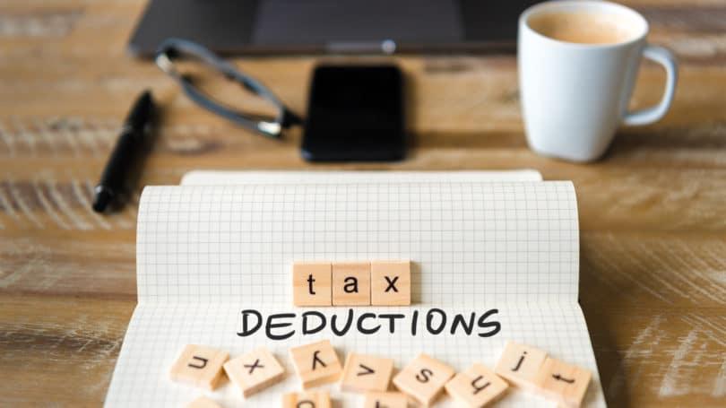 Cartas de deducción de impuestos Block Scrabble Cup